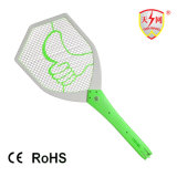 Electronic recargable Fly Swatter con LED Lamp (TW-09)
