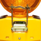 Солнечный предупреждающий светильник для движения (DSM-3T)