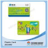 Smart card em branco da identificação da microplaqueta do PVC RFID