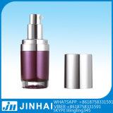 2016 frasco cosmético acrílico do projeto novo de 15ml 30ml 50ml
