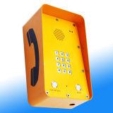 중국 전화 공장 Knzd-09A 옥외 Handfree 전화 Sos 비상 전화