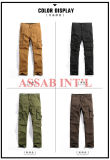 Nuovo Cargo Pants di Arrival Fashion Men con Highquality