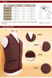 Yak Wool / Cashmere V Neck Cardigan Waistcoat / Vestuário / Vestuário / Malhas