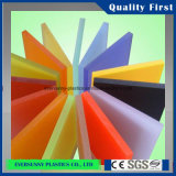 Plexiglas Sheets in Different Thickness und in Colors Suitable für Laser Cutting