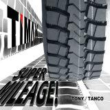 Tout le camion léger de position fatigue le pneu radial de camion