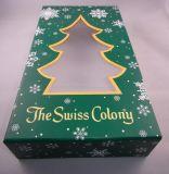 심혼 모양 백색 선물 수송용 포장 상자