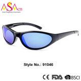 نوعية مصمّم يستقطب رياضة نظّارات شمس بلاستيكيّة لأنّ رجال (91046)