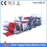 Da máquina longa da limpeza do tapete da estrada de ferro 1-1.5meter máquina de lavar comercial do tapete