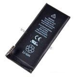 Batterie de téléphone mobile de rechange pour la batterie du téléphone cellulaire 1430mAh de l'iPhone 4