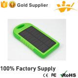 태양 에너지 은행 5000mAh 힘 은행 고용량