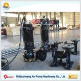 Pompa sommergibile elettrica dei residui delle acque luride dell'interruttore di galleggiante