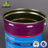 Chemical Packageのための5gallon Metal Tin Pail