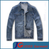 Leisure classico Biker Denim Jacket per Men (JC7048)