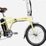 Bicyclette électrique pliée de batterie au lithium de 20 pouces (LN20F01)