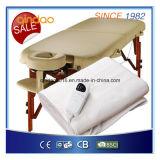 Scaldino elettrico lavabile della Tabella di massaggio con il certificato del Ce