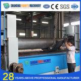 Máquina de rolamento hidráulica da placa de aço do CNC de W11s