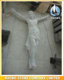 La mano ha intagliato la statua di marmo di ultima cena