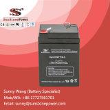 密封された自由な維持の鉛酸の再充電可能なSLA電池6V 5ah