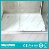 Chambre imperméable à l'eau en aluminium de douche de barre de matériel d'acier inoxydable de porte coulissante (SE614C)