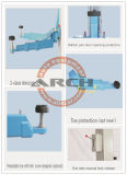 matériel portatif de garage de levage de véhicule de poste de l'automobile deux (AAE-TPB135S)