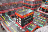 Autobatterie-preiswerte Hochleistungsautobatterie 12V