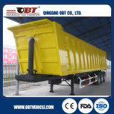 50 de Aanhangwagen van de Kipwagen van de Apparatuur van de Bouw van de ton