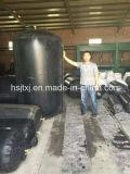 Ballon en caoutchouc en caoutchouc de ponceau de long temps de service de fabricant de Jingtong