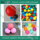 الصين بالجملة سليكوون [فيتون] مطاط كرة
