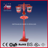 Rotes Festival Christmas Light für Holiday Decoration mit LED Light