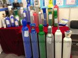 50L Oxygen Nitrogen Lar CNG Acetylene CO2 Hydrogeen CNG 150bar/200bar Seamless Steel Gas Cylinder