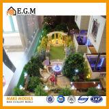 Architekturmodelle/Grundbesitz-Modell/Geräten-Modell-Entwurf /Residential, das Modell-Innenraum-Modell-Szenen-Modelle/Gerät aufbaut, formt Kundenbezogenheit/interaktives Modell