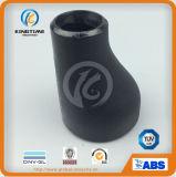 Réducteur excentrique d'ajustage de précision de pipe de l'acier du carbone A234 Wpb à ASME B16.9 (KT0333)