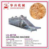 Sistema de cocción a vapor Línea de Producción de Snack Pellet (Shrimp Stick / Crawler Crawler)