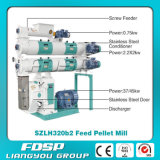 Низкая цена Good Quality Fish Feed Pellet Mill с CE/ISO/SGS