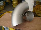 Локоть сварное соединение встык 90deg нержавеющей стали
