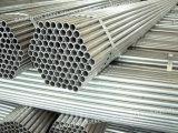 Tubo redondo de acero inoxidable para la construcción