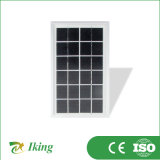 6 volts Solar Panel 3W Solar Panel com Alloy Frame