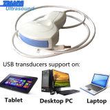 Sonde d'ultrason de connecteur USB pour l'ordinateur de tablette