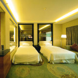 Duoble-Bde moderni dell'insieme di camera da letto dell'hotel (EMT-B1202)