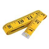 60 et 120 pouces flexible Tapeline doux pour le ruban métrique de couture de grille de tabulation de tissu de tailleur