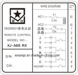 Il telecomando della gru ampiamente usata di Xj-A6s