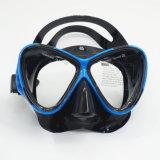 Mascherina adulta, mascherina del silicone, mascherina d'immersione