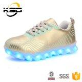 Fabriek Gemaakte Lage LEIDENE van de Prijs Lichte Schoenen, de Schoenen van Vrouwen en de Schoenen van Mannen