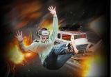 Rectángulo al por mayor Vr de Vr de los vidrios de los vidrios 3D de la realidad virtual