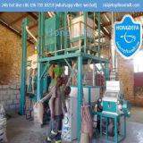 Máquina 20t 30t de la molinería de maíz del precio bajo