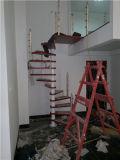 Самомоднейшим лестницы персонализированные способом стальные спиральн