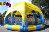 Ronde Opblaasbare Pool met de Dekking van de Tent