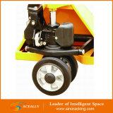 un CE Hydraulic Pump Hand Pallet Truck Used da 5 tonnellate con Hand Brake