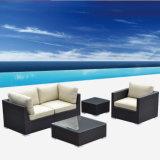 [رتّن] أريكة قطاعيّة يثبت مع كلّ لون وسادة