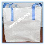 ミネラル交通機関のための白いですかベージュPPによって編まれる大きい袋